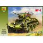 Звезда 3545 Сборная модель танка БТ-7 (1:35)
