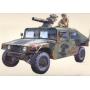 Academy 13250 Сборная модель автомобиля M966 Hummer TOW (1:35)