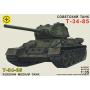Моделист 303507 Сборная модель танка Т-34-85 (1:35)