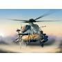 ITALERI 0006 Сборная модель вертолета A-129 MANGUSTA (1:72)