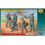Солдаты  Немецкий пехотный взвод 1942-44гг (1:72)