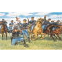 ITALERI 6013 Фигурки солдат UNION CAVALRY (AMERICAN CIVIL WAR) (1:72)
