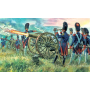 ITALERI 6135 Фигурки солдат FRENCH IMPERIAL GUARD ARTILLERY (NAP. WARS) (1:72)